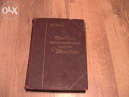 unikat książka medyczna encyklopedia das buch von gefunder und kranken