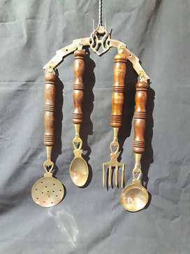 Small Hanging Spoon Set (5 pieces)
