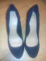 Продам туфли женские замшевые