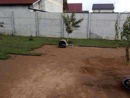 Рулонный газон автополив