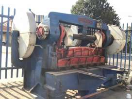 13m/m mechanical guillotine in good  working condition