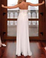 Свадебное платье, размер 44-46 на рост 170-172 см