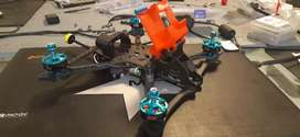 FPV racing drone quadcopter