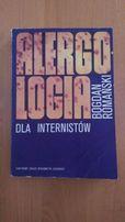 Alergologia dla internistów- Bogdan Romański, PZWL, Warszawa 1987