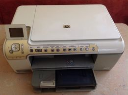 Принтер сканер ксерокс HP Photosmart C 5283 All in one із системою БПЧ