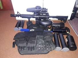 Paintball Gear and Kit (Loadout 2)
