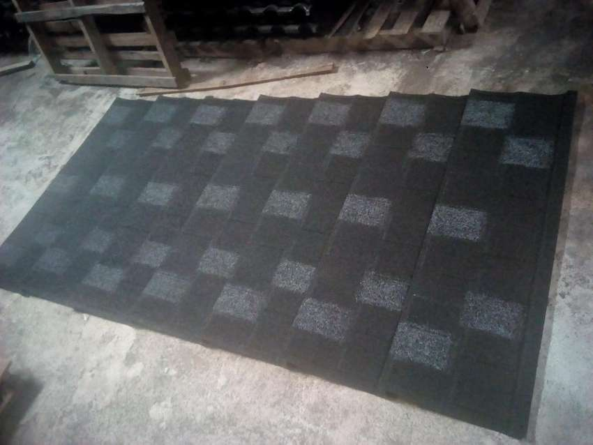 Docherich stone coated roofing sheet with 50yrs warrantee 0