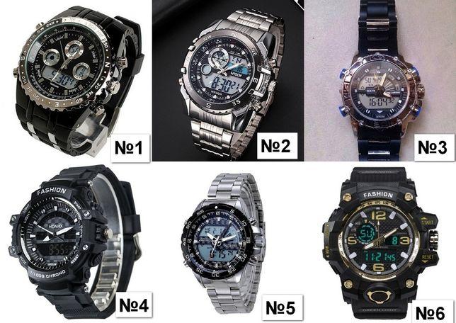 Мужские спортивные часы HPOLW армия (G-Shock) ВОДОСТОЙКИЕ наручные Кривой Рог - изображение 8