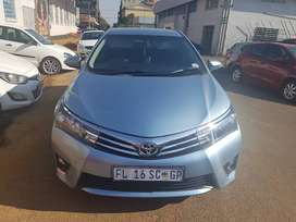 2016 Toyota Corolla 1.8 Prestige for sale