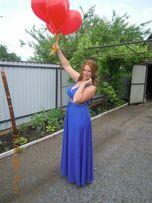 Платье на выпускной и торжества