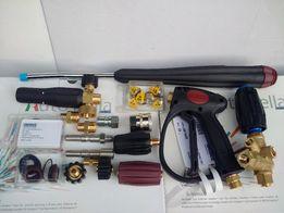 Мойки высокого давления.Комплектующие,аксесуары.Фирма IDROBASE Италия