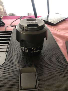 Canon EFS 18-55mm IS STM Lens with Lens Hood