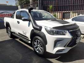 2019 Toyota Hilux 2.8GD6