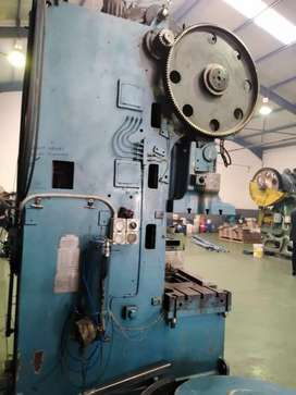 eccentric press 84 ton