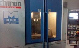 Фрезерная обработка ЧПУ, серийное производство на обрабатывающих центр