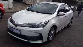 Toyota Corolla pristege 1.4 D4D in Excellent condition