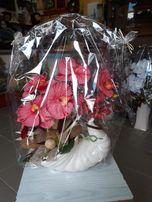 Kwiaty storczyki sztuczne