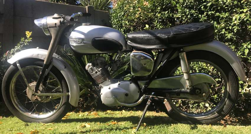 1963 Triumph Tiger Cub 200cc for sale a true restorers dream. 0