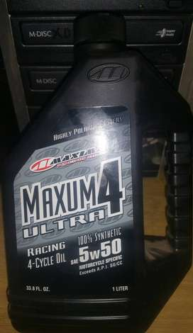 Synthetic Quad Motorcycle oil
