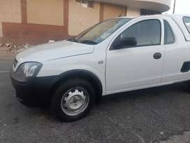 Opel Corsa utility 1.4 with 90000kms R80,000 negotiable on viewing
