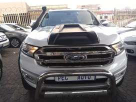 Ford Everest 3.2 4X4