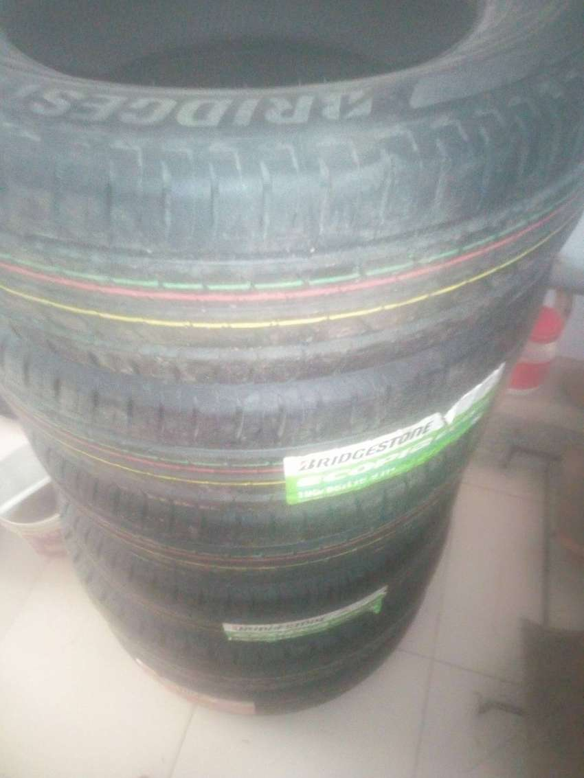 Brand New Tyres and Batteries 0