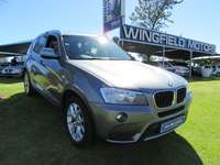Image of BMW x3Drive 2.0d Exclusive A/T- Full service history