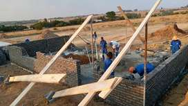 Am an NHBRC registered I build house