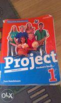 Podręcznik do angielskiego Project dla szkoły podstawowej część 1