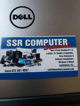 ssr Computer Solutions and Repairs