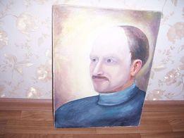 Продам картину Романенко Леонида(масло) и Журавской Светланы (гуашь)