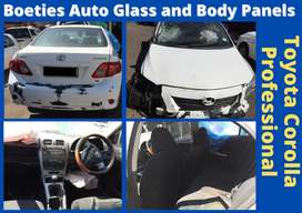 Toyota Corolla Professional Stripping for spares