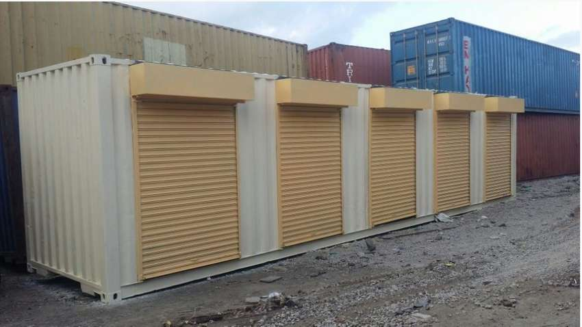 container stalls 0