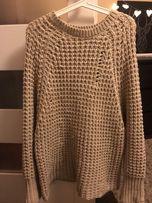 ZARA sweter oversize rozmiar S stan bardzo dobry