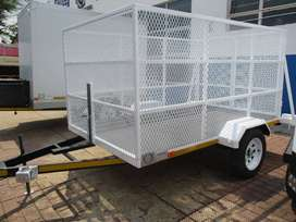 UTILITY TRAILER READY FOR PURCHASING