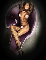 Seksowne bodystocking bielizna erotyczna (nie obsessive, calzedonia)