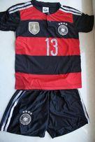 детская футбольная форма сборная Германии игрок Мюллер