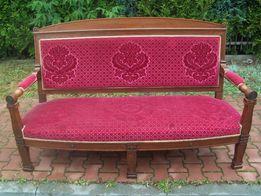 Kanapa sofa bankietera pałacowa