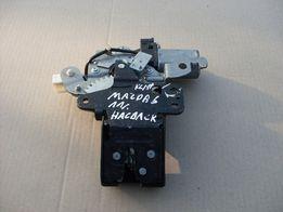 Zamek klapy tył Mazda 6 II HB 07-12r