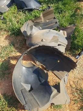 Mercedes Benz w176 fender liners for sale