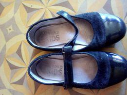 Туфли школьные на девочку бу