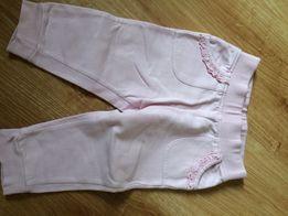 Spodnie dresowe C&A w rozmiarze 80