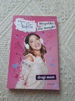 Książki Violetta