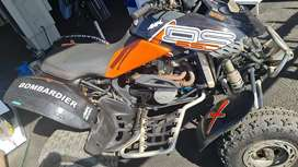 650cc Can am Bombardier