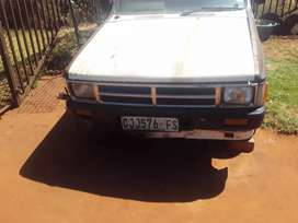 Selling hips short  bakkie papers n disk upto date just need little