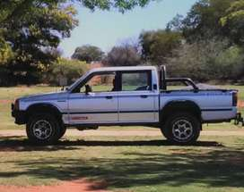 Ford Courier 4x4 double cab