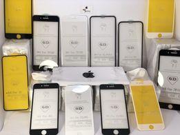 Защитное стекло 6D NEW!!! Для IPhone 7,8