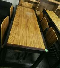 Image of Dinningroomtable with 6 chairs