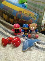 Мягкие новые игрушки подвески на кровать