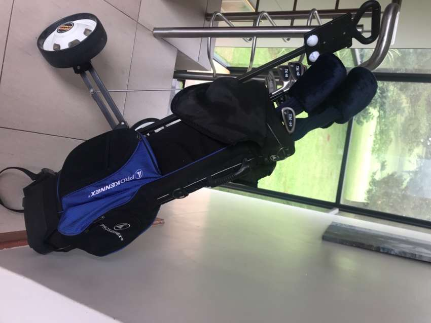 Pro Kennex complete golf set for sale